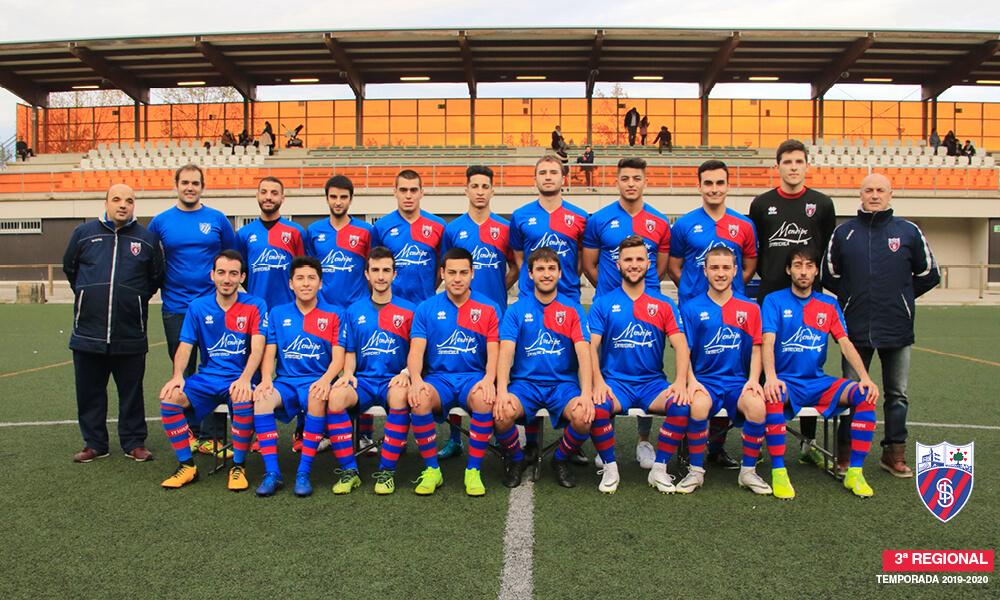 S.D. iturrigorri 3ª Regional 2019-2020