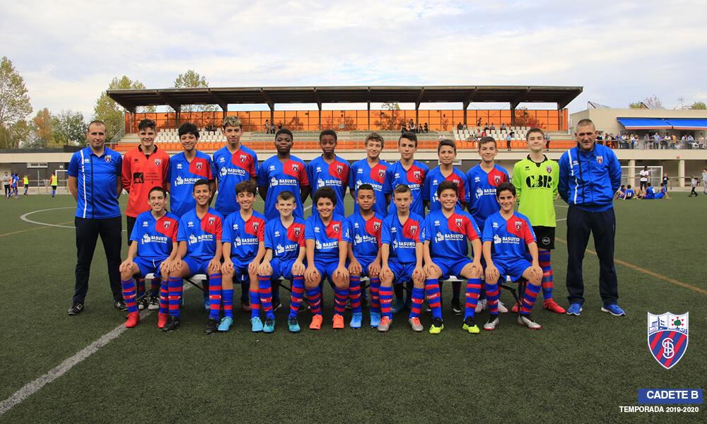 S.D. Iturrigorri Cadete B 2019-2020