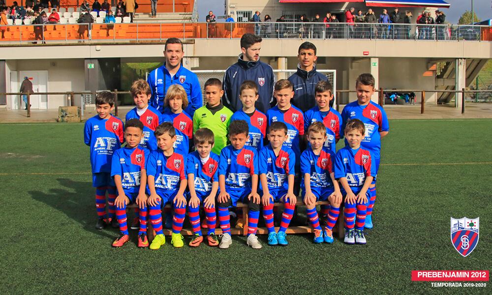 S.D. Iturrigorri PreBenjamín A 2012 (2019-2020)