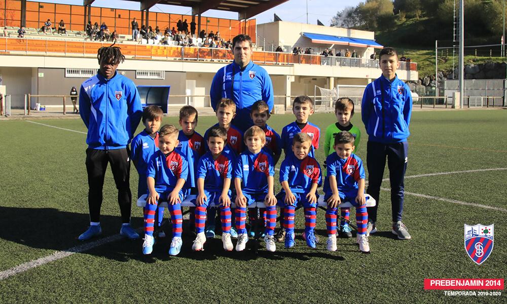 S.D. Iturrigorri PreBenjamín C 2014 (2019-2020)